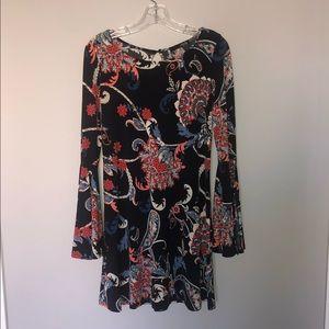 Ariella Long Sleeve Dress